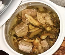 青榄石斛炖瘦肉的做法