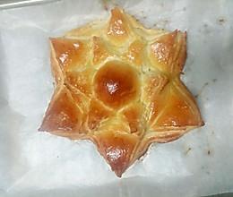太阳花手撕面包的做法
