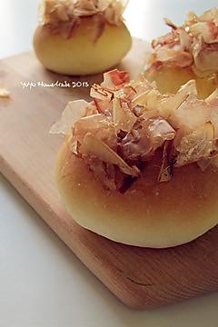 面包之美~金枪鱼小餐包的做法