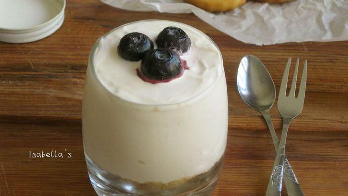 超简单的免烤芝士蛋糕