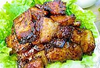家常韩式烤五花肉的做法