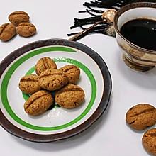 浓香咖啡饼干