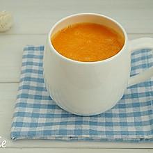 【果蔬汁】芒果胡萝卜汁