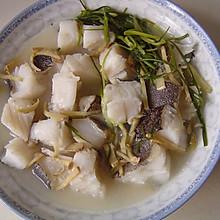 清蒸雅片鱼