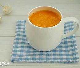 【果蔬汁】芒果胡萝卜汁的做法