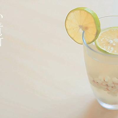 柠檬薏米水「厨娘物语」