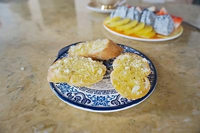 蒜香法棍(蒜香面包)