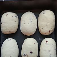 中种超软—不需手套膜—蔓越莓无黄油拉丝面包的做法图解5