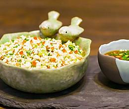 青菜豆腐盏!四棵青菜一块豆腐,做出米其林三星餐厅招牌菜的做法