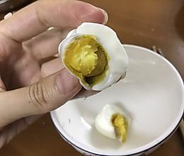 自制咸鸡蛋的做法