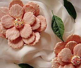 立体花朵饼干花瓣物语的做法
