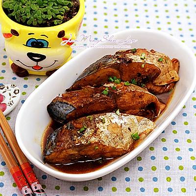 一招搞定红烧菜---红烧鲅鱼