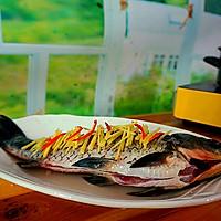 健康饮食----清蒸鲫鱼的做法图解4