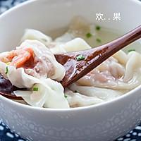 鲜肉虾仁大馄饨#豆果魔兽季部落#的做法图解12