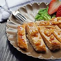蜜汁煎肉脯_又是鸡胸的做法图解8