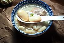 雪豆蹄花汤的做法