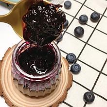 自制蓝莓果酱