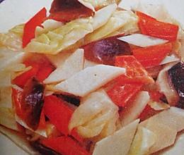 保健食谱(幼儿成长)-香菇素片的做法