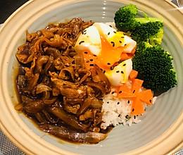 让你胃口沦陷的日式肥牛饭,一碗都不够吃!的做法