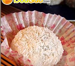 清明来了---椰丝糯米糍的做法
