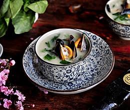 海虹疙瘩汤的做法