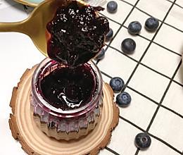 自制蓝莓果酱的做法