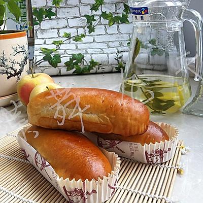 椰浆超软小面包——雄鷄標™椰浆试用菜谱——长帝烘焙节