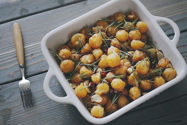 迷迭香小土豆的做法