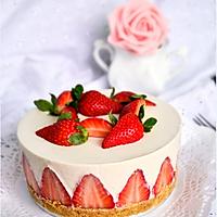 【草莓慕斯蛋糕】——草莓季系列美食的做法图解23