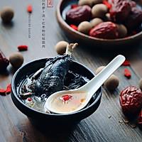 补气血的乌鸡山药萝卜汤的做法图解9