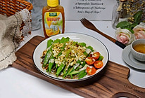 蒜香秋葵#太太乐鲜鸡汁玩转健康快手菜#的做法