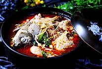 麻辣水煮鱼#KitchenAid的美食故事#的做法