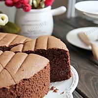 可可海绵蛋糕#长帝烘焙节华北赛区#的做法图解15