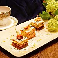 榛子拿破仑(内含4款口味)#美的FUN烤箱 焙有FUN儿#