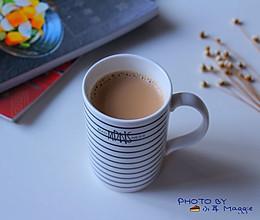港式红豆奶茶的做法