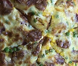 香肠披萨10寸的做法