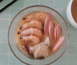 鲜虾馄饨的做法