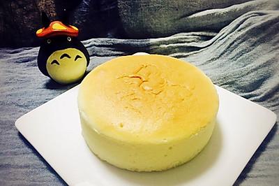 无油酸奶蛋糕-6寸