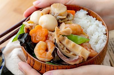 #硬核菜谱制作人# 中华丼 下饭落胃