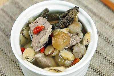 当归巴戟羊肉汤——温阳暖肾,暖身壮腰