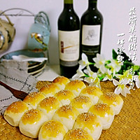 简单小面包#长帝烘焙节(刚柔阁)#的做法图解8