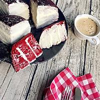 红丝绒奶酪面包(中种)的做法图解6