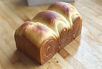 牛奶土司 拉丝面包的做法