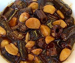 【万字酱油试用报告】大蒜头烧黄鳝的做法