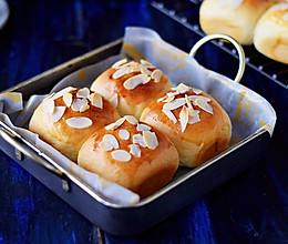 淡奶油面包的做法
