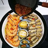 75块钱宴请宾客的硬菜【蒸】海鲜大咖的做法图解12