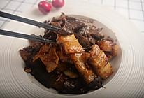 【小森妈妈菜谱】鲜香下饭菜-五花肉炒牛肝菌的做法