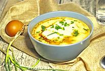 嫩豆腐蒸蛋的做法