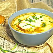 嫩豆腐蒸蛋