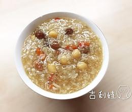 鹰嘴豆粥的做法
